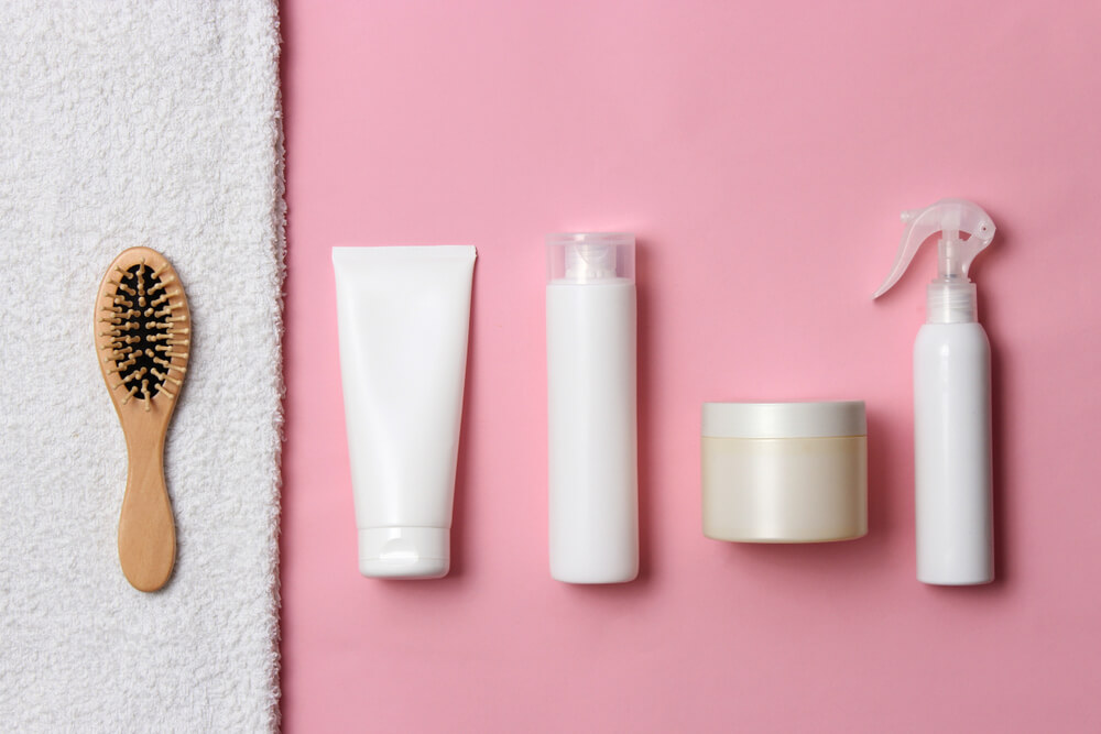 Hair products for private labeling