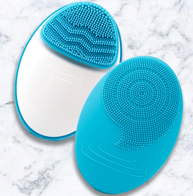Facial Cleansing Brush & Massager