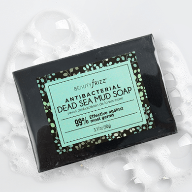 Antibacterial Dead Sea Mud Soap