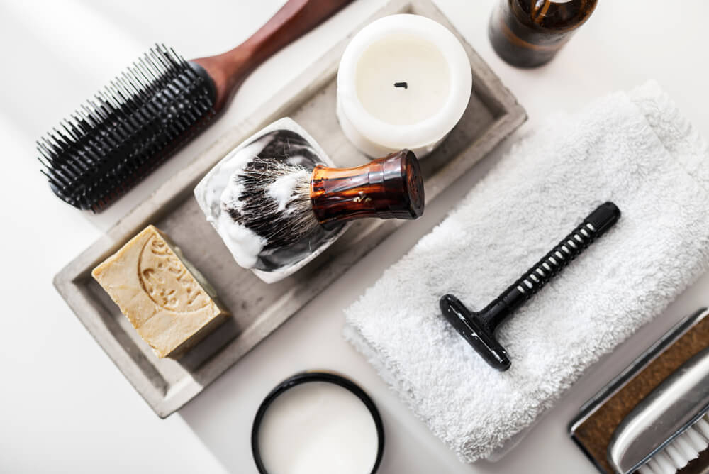 Private label men's products