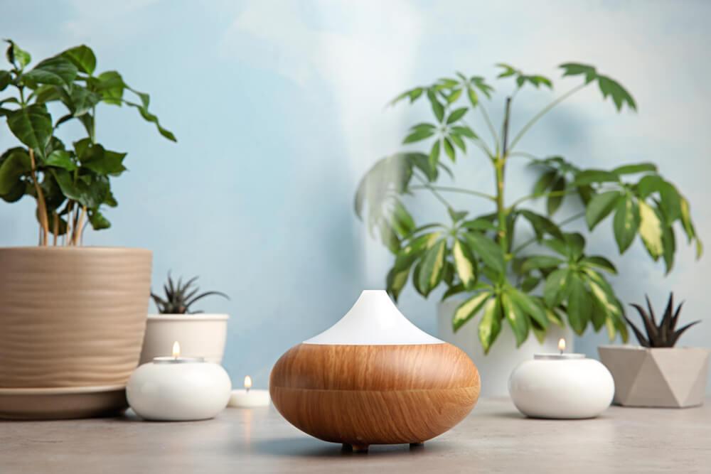 Private label aromatherapy diffuser