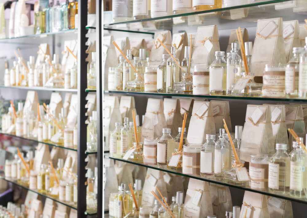 Private label aromatherapy products
